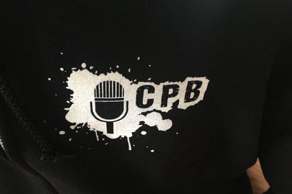 """CPB """"Zip-Up"""" Hoodie"""