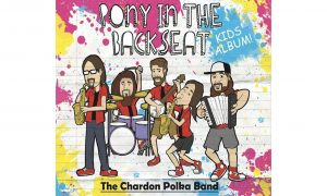 CD: Pony in the Backseat