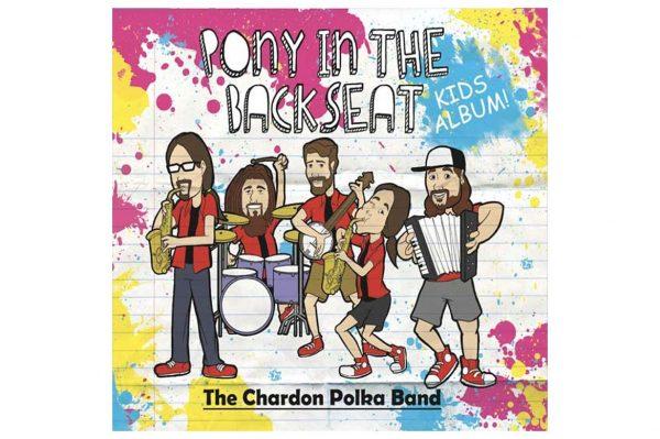 CD: Pony in the Backseat