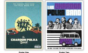 Polka Wagon Tour Posters