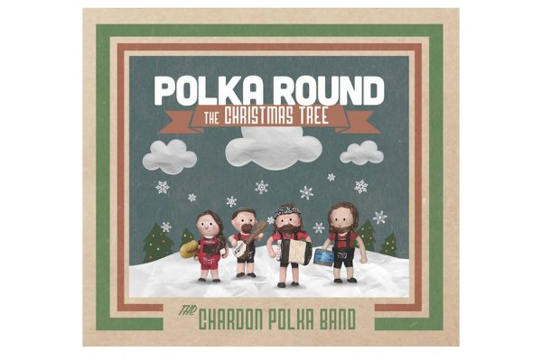 CD: Polka Round The Christmas Tree