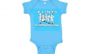 I'm a CPB Kid Onesie