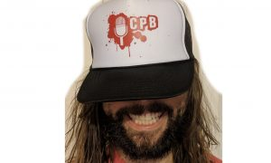 CPB Trucker Hat (Black/White/Red)