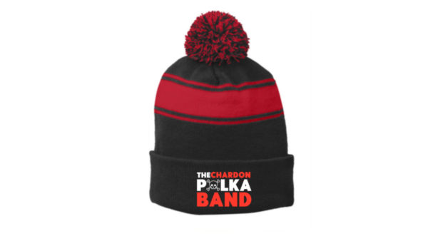 Red & Black Winter Cap