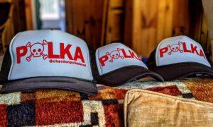 POLKA Hat (skull)